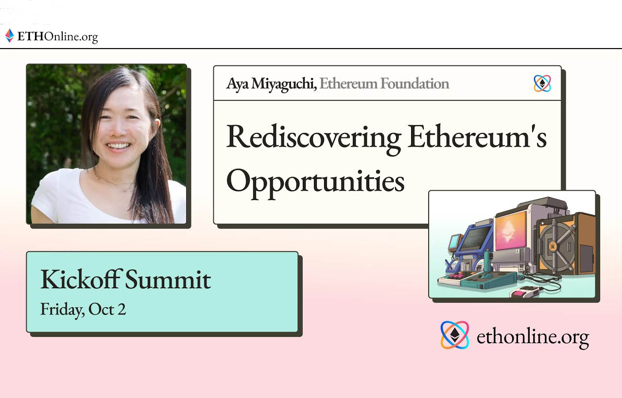 Rediscovering Ethereum's Opportunities
