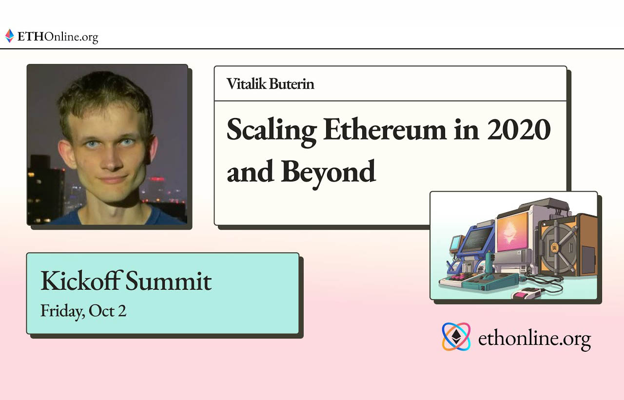 Scaling Ethereum in 2020 and Beyond - Vitalik Buterin