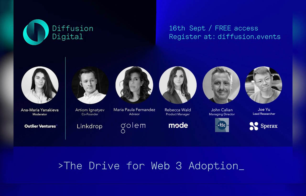 The Drive for Web 3 Adoption