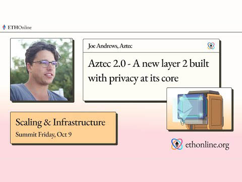 Aztec 2.0 - A New Layer 2 Built with Privacy At Its Core
