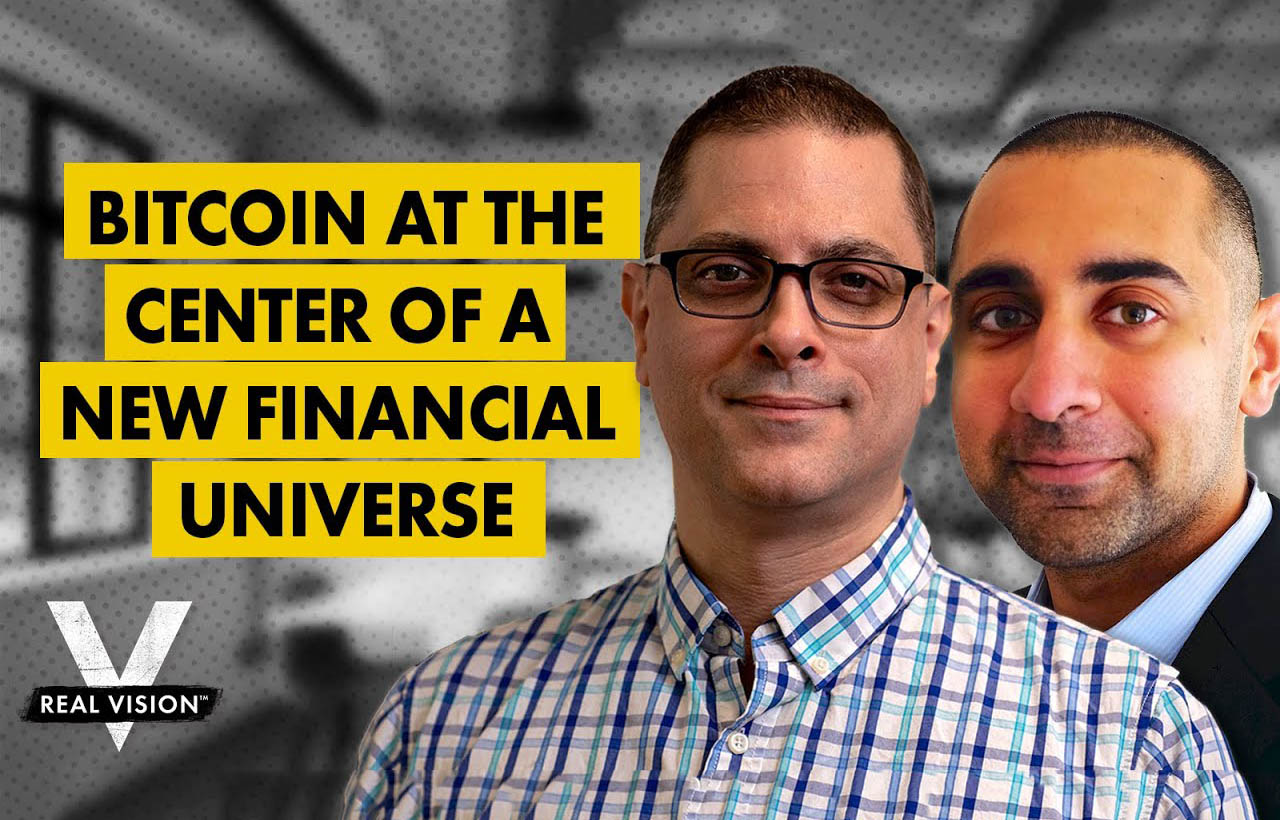 Bitcoin at the Center of a New Financial Universe