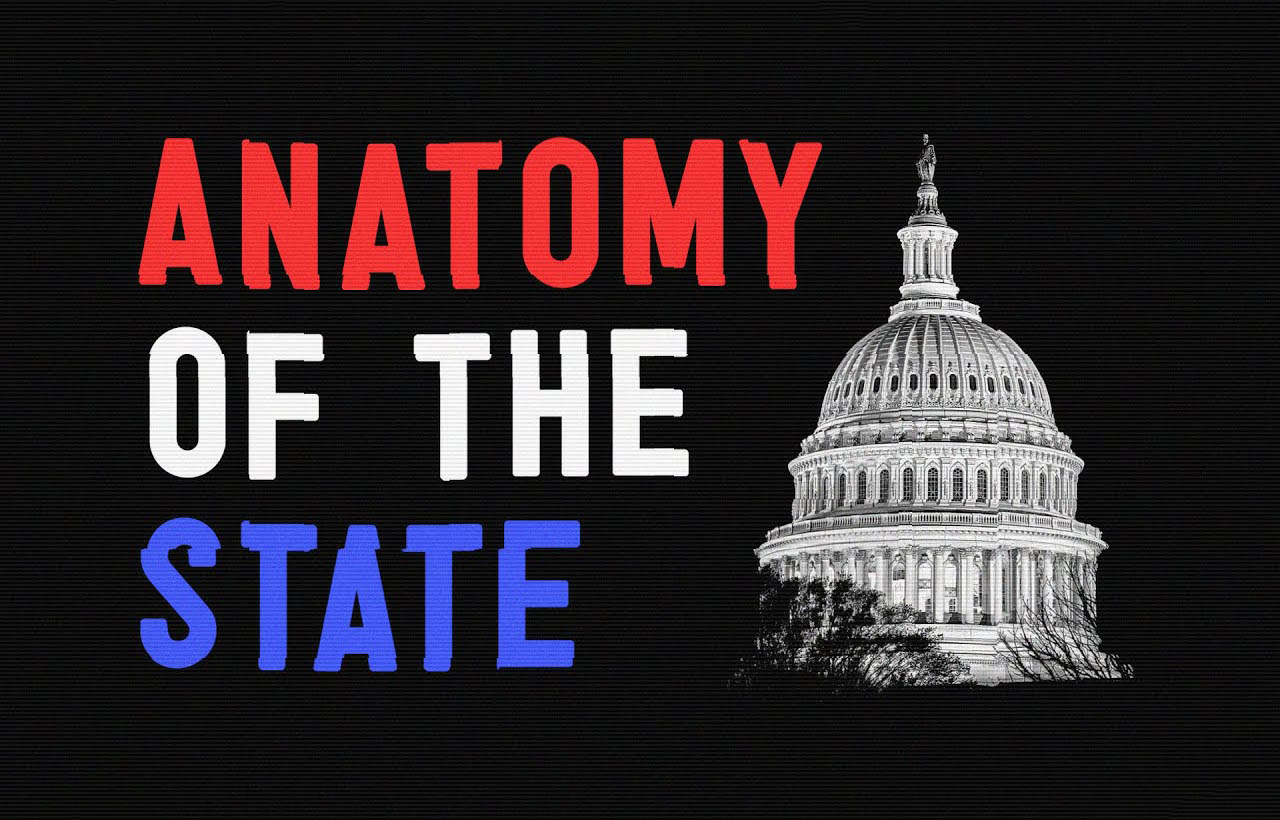 Anatomy of the State [2020] - A Film Based on Murray Rothbard's Book