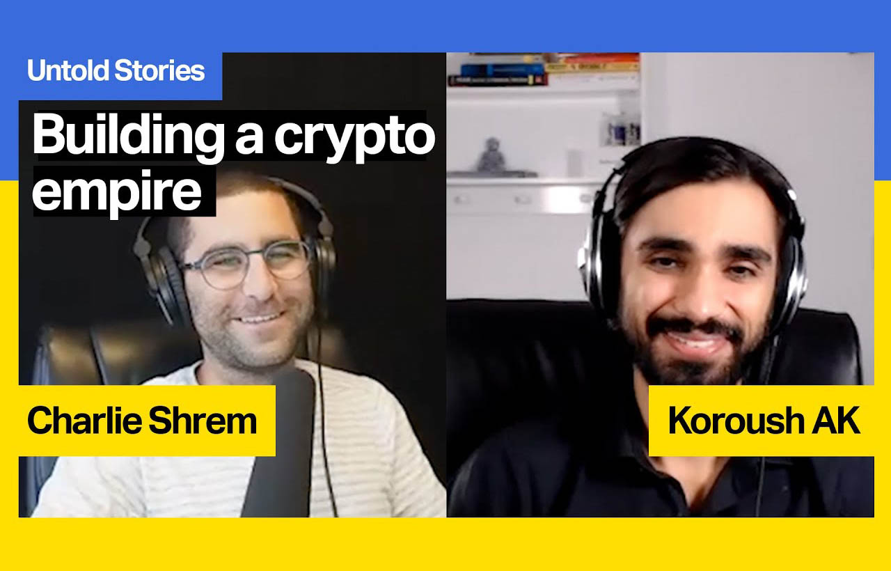 The A-Z Guide to Crypto Trading w/ Koroush AK