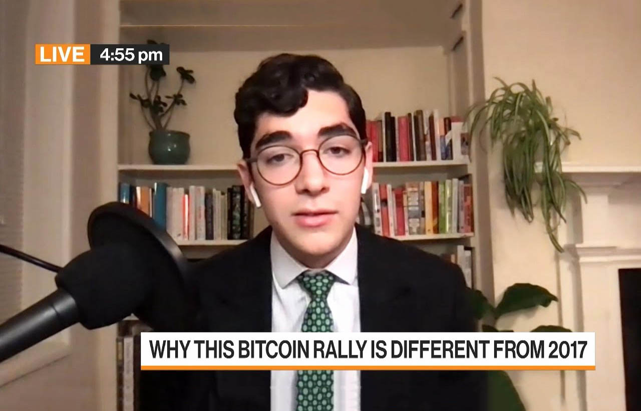 Castle Island's Nic Carter on the Rise of Bitcoin