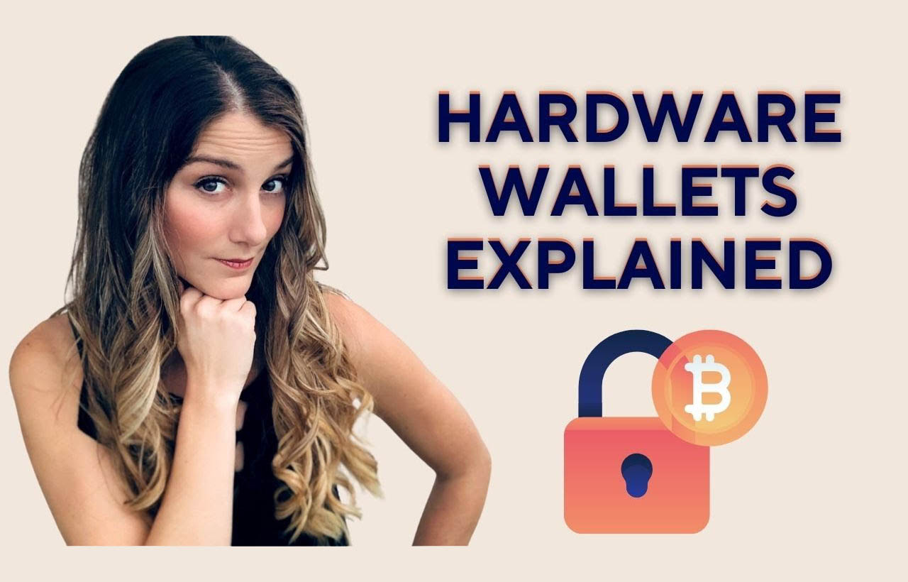 Hardware Wallets Explained in Two Minutes