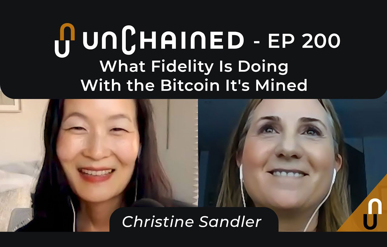 What Fidelity Is Doing With the Bitcoin It's Mined