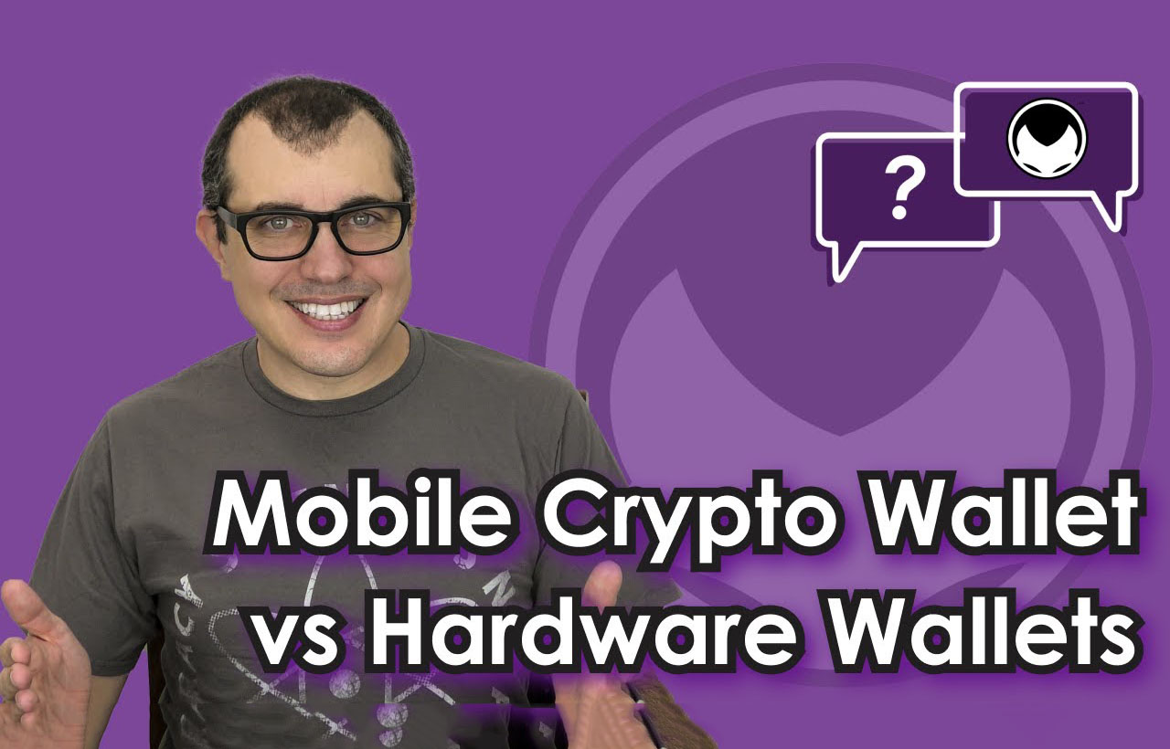 Mobile Krypto Wallets vs Hardware Wallets