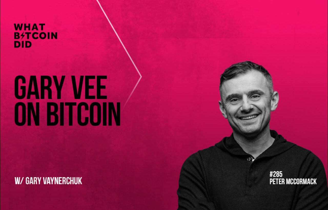 Gary Vaynerchuk over Bitcoin