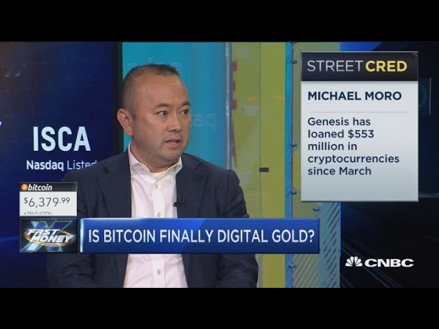This CEO Loaned USD 553m in Crypto