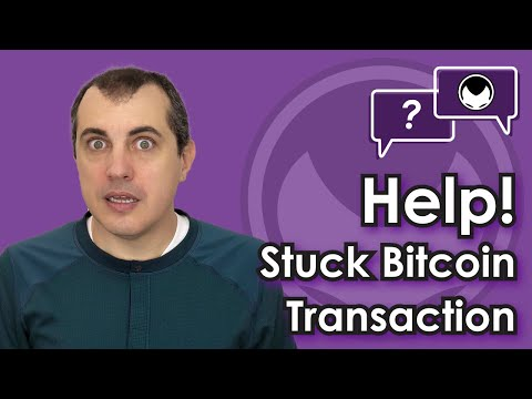 My Bitcoin Transaction Has Been Stuck for 10 days. Is My Bitcoin Gone?