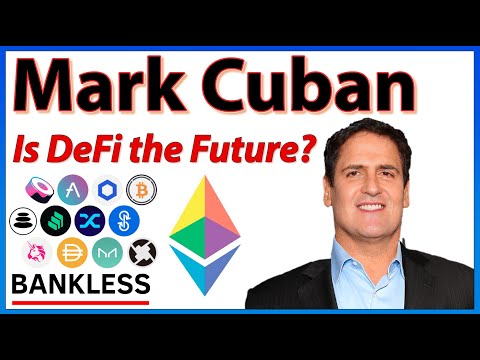 Mark Cuban on Why DeFi is the Future