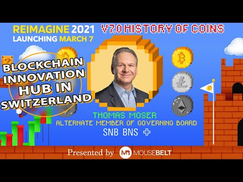 Thomas Moser on Switzerland as The Crypto Haven