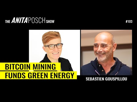 How Bitcoin Mining Funds Green Energy