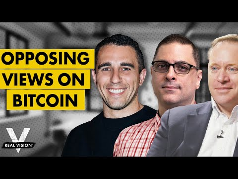 Opposing Views on Bitcoin w/ Anthony Pompliano & Mike Green