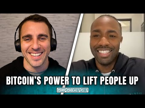 Bitcoin's Power to Lift People Up