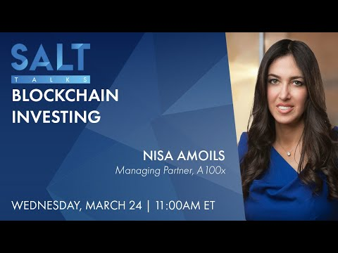 Blockchain Investing with Nisa Amoils of A100x