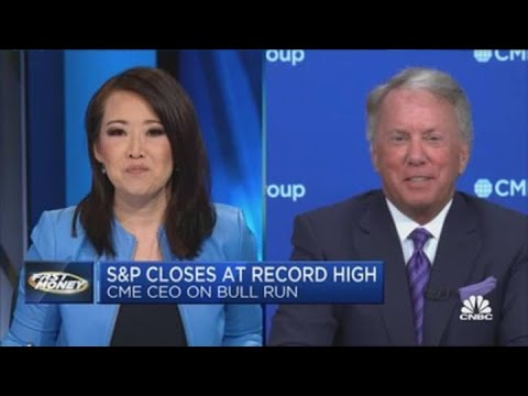CME Chair on Smaller Bitcoin Futures & The Retail Trading Boom