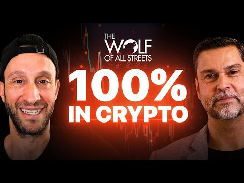 Raoul Pal: Holding All Your Money in Crypto