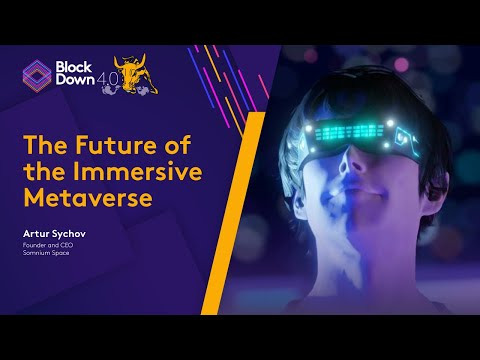 The Future of the Immersive Metaverse