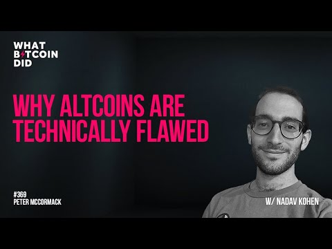 Why Altcoins are Technically Flawed