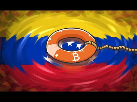 Bitcoin in Venezuela: Saving The People From Inflation