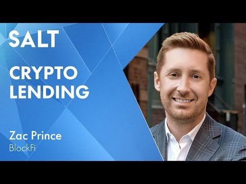 Zac Prince: What is Crypto Lending?