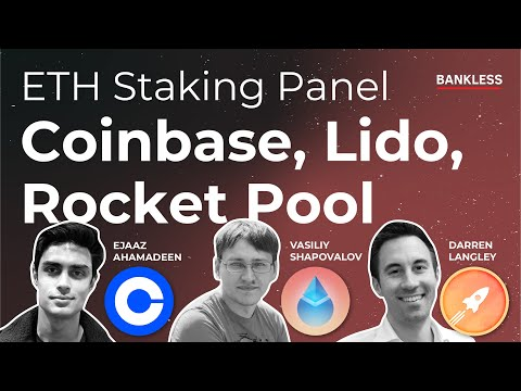 The World of ETH Staking - A Panel