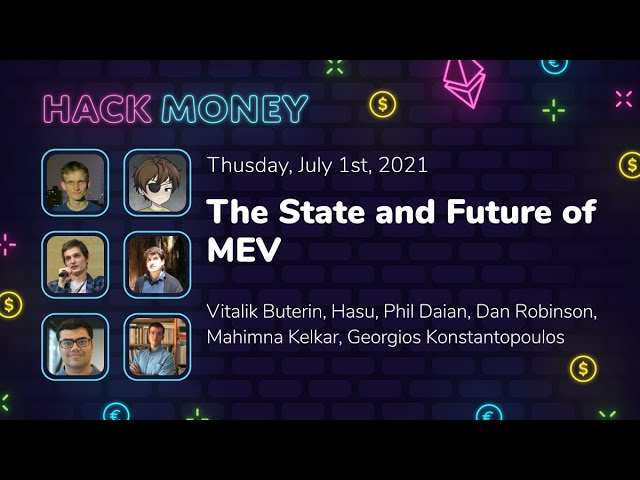 The State and Future of MEV