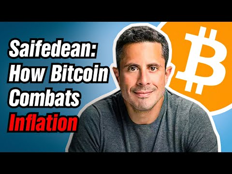 How Bitcoin Combats Inflation - Saifedean Ammous