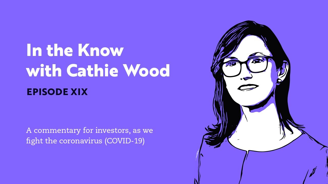 Cathie Wood on Infrastructure Bill, Supply Chain Shortages & China