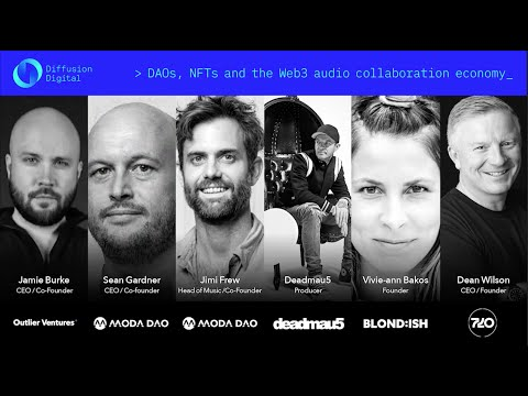 DAOs, NFTs and the Web3 Audio Collaboration Economy