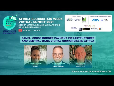 Cross Border Payments & Central Bank Digital Currencies in Africa