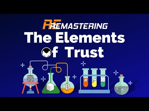 Elements of Trust: How Do Chemistry, Cooking & Lego Relate to Bitcoin?