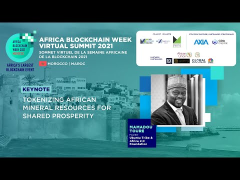 Tokenizing African Mineral Resources for Shared Prosperity
