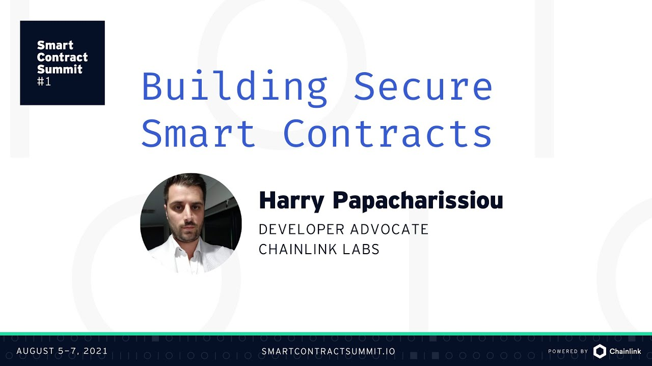 Learning How to Build Secure Smart Contracts