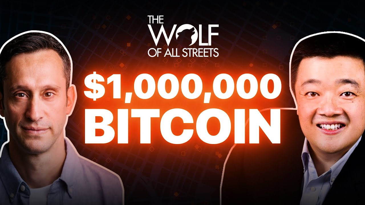 The Case for USD 1,000,000 Bitcoin - Bobby Lee