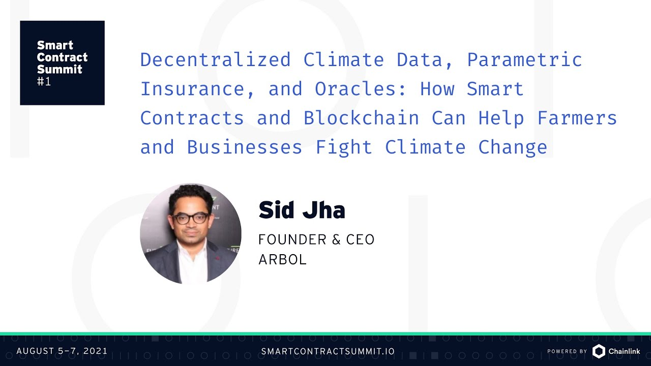 Decentralized Climate Data: How Blockchain Can Help Fight Climate Change