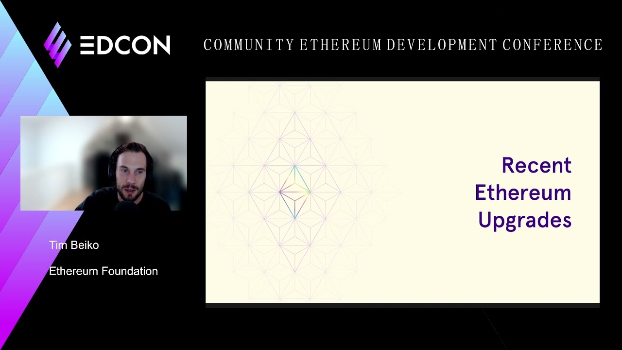 An Overview of Ethereum Roadmap w/ Tim Beiko