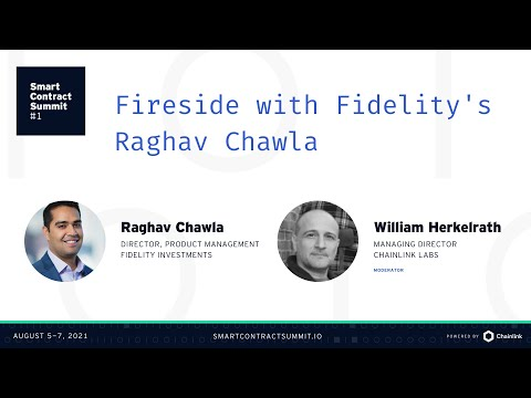 Fidelity's Raghav Chawla on Financial Use Cases for Blockchain & Oracles