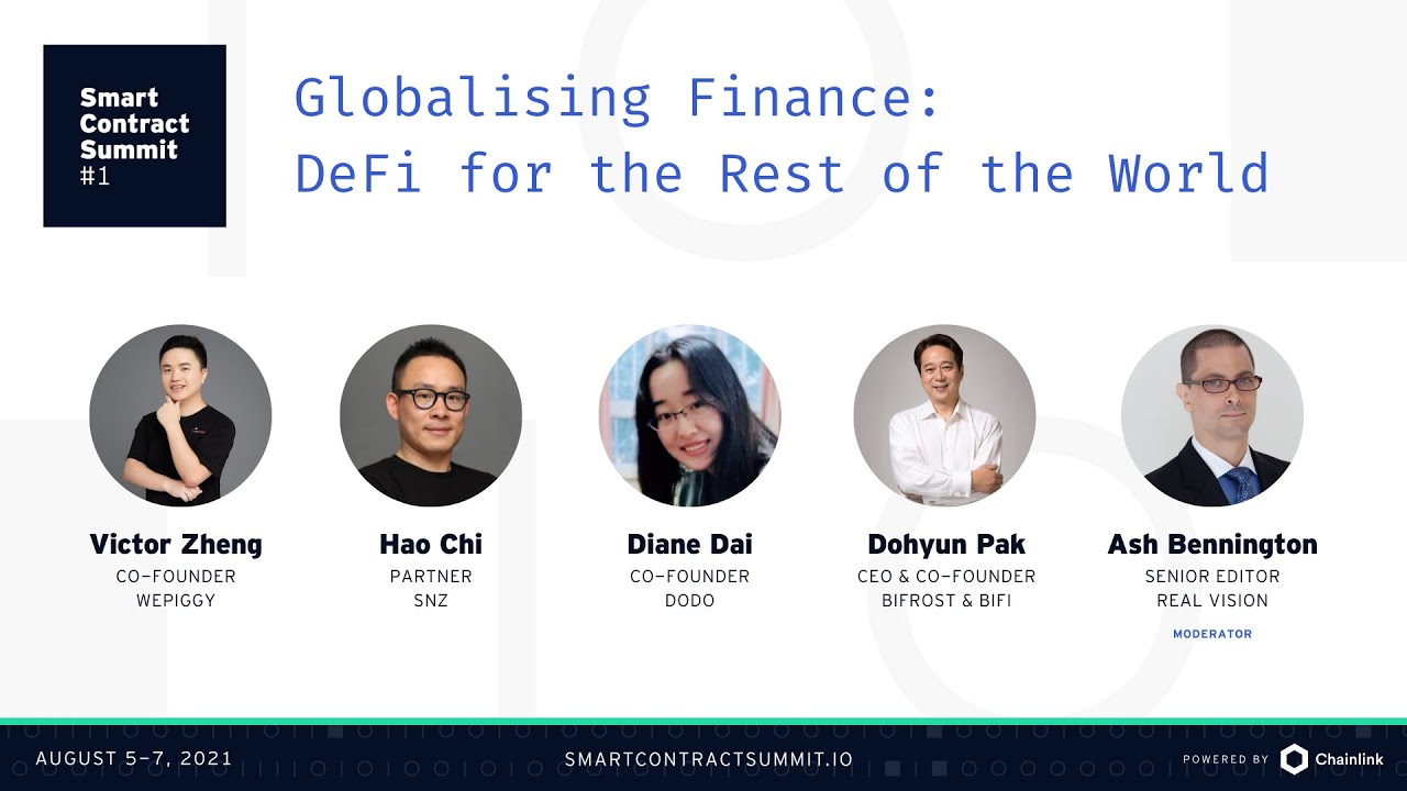 Globalizing Finance: DeFi for the Rest of the World