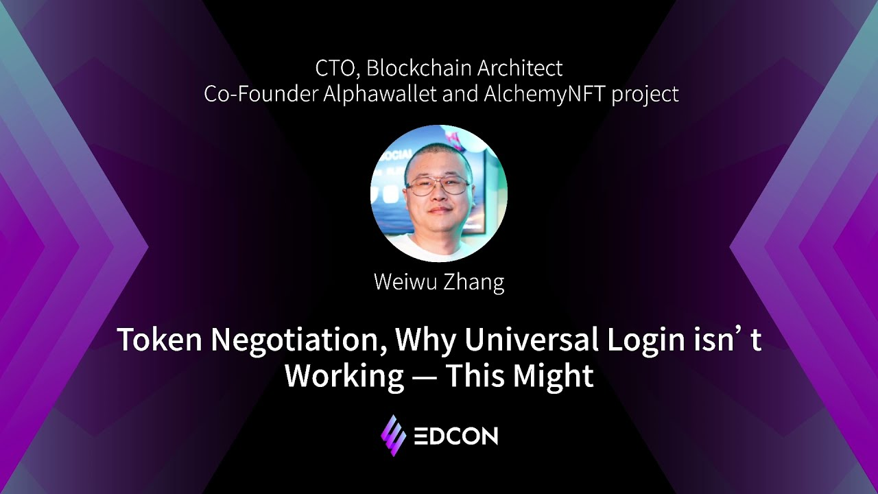 Token Negotiation: Why Universal Login Isn't Working — This Might