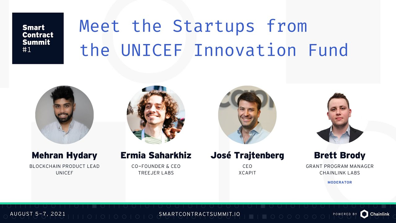 Meet the Startups from the UNICEF Innovation Fund