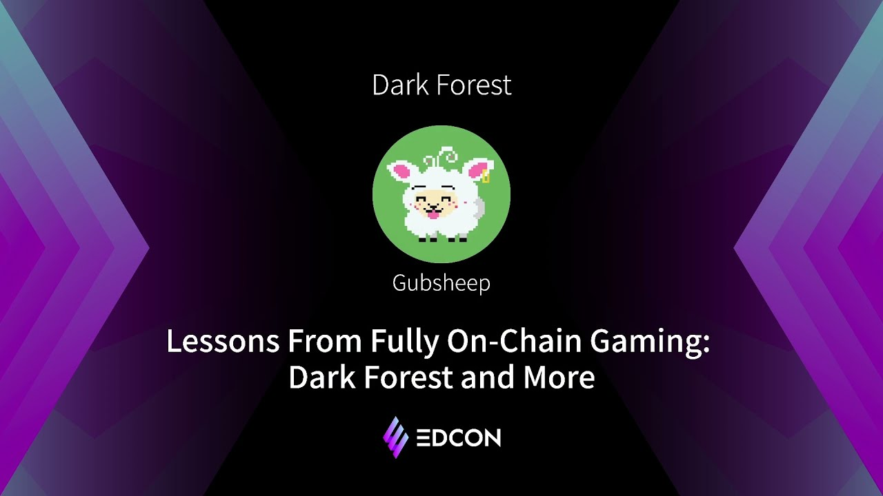 Lessons From Fully On-Chain Gaming
