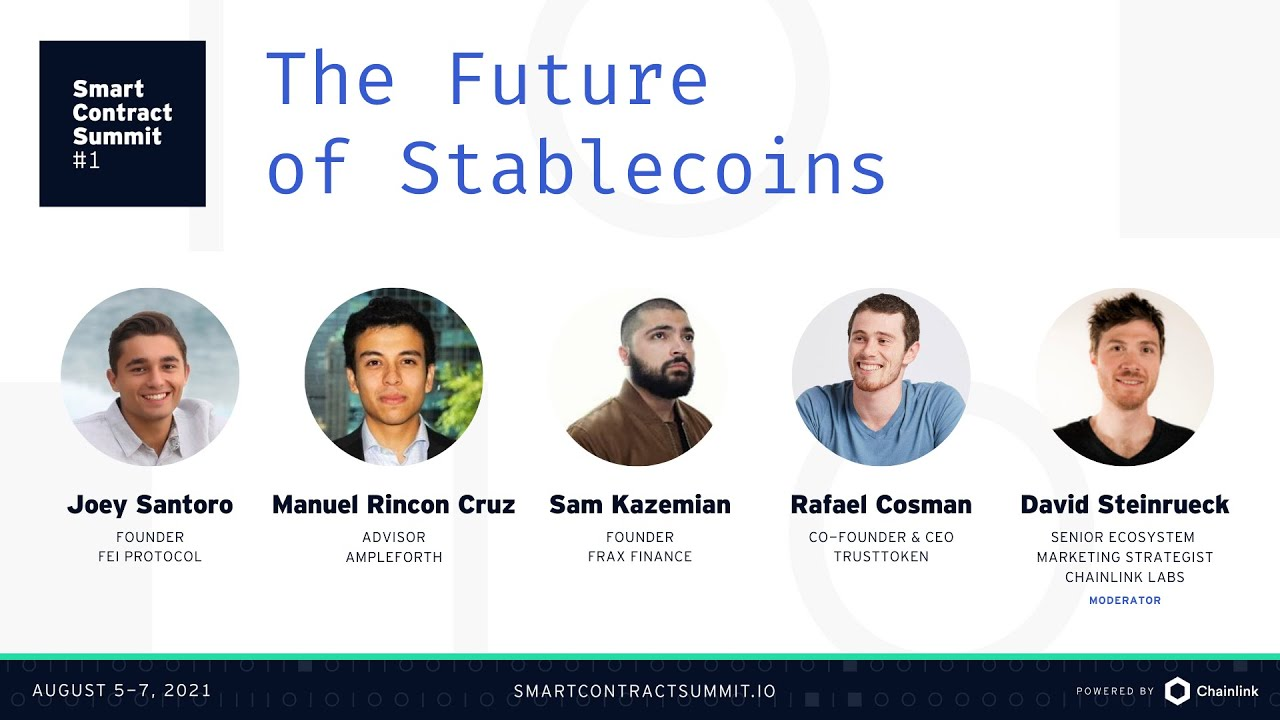 The Future of Algorithmic & Reserve Stablecoins