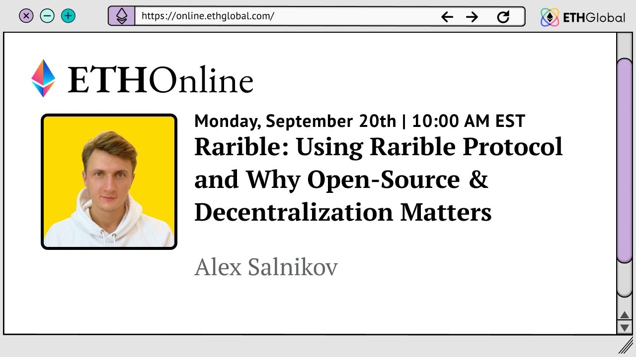 Rarible: Why Open-Source & Decentralization Matters