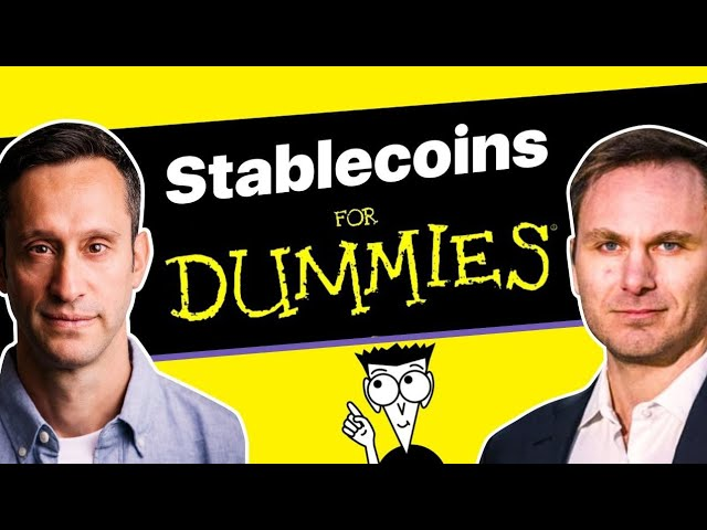 Stablecoins For Dummies - Paolo Ardoino