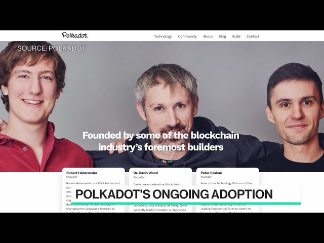 Polkadot Founder on Uniting All Crypto Networks for a Web 3.0 Future