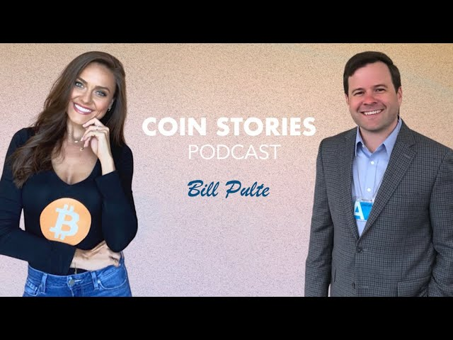 Millionaire Bill Pulte is Giving Away Bitcoin to Help People in Poverty