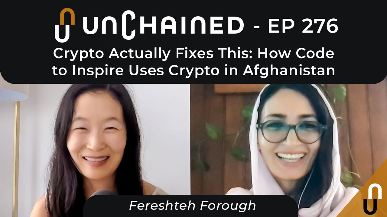 How Code to Inspire Uses Crypto in Afghanistan