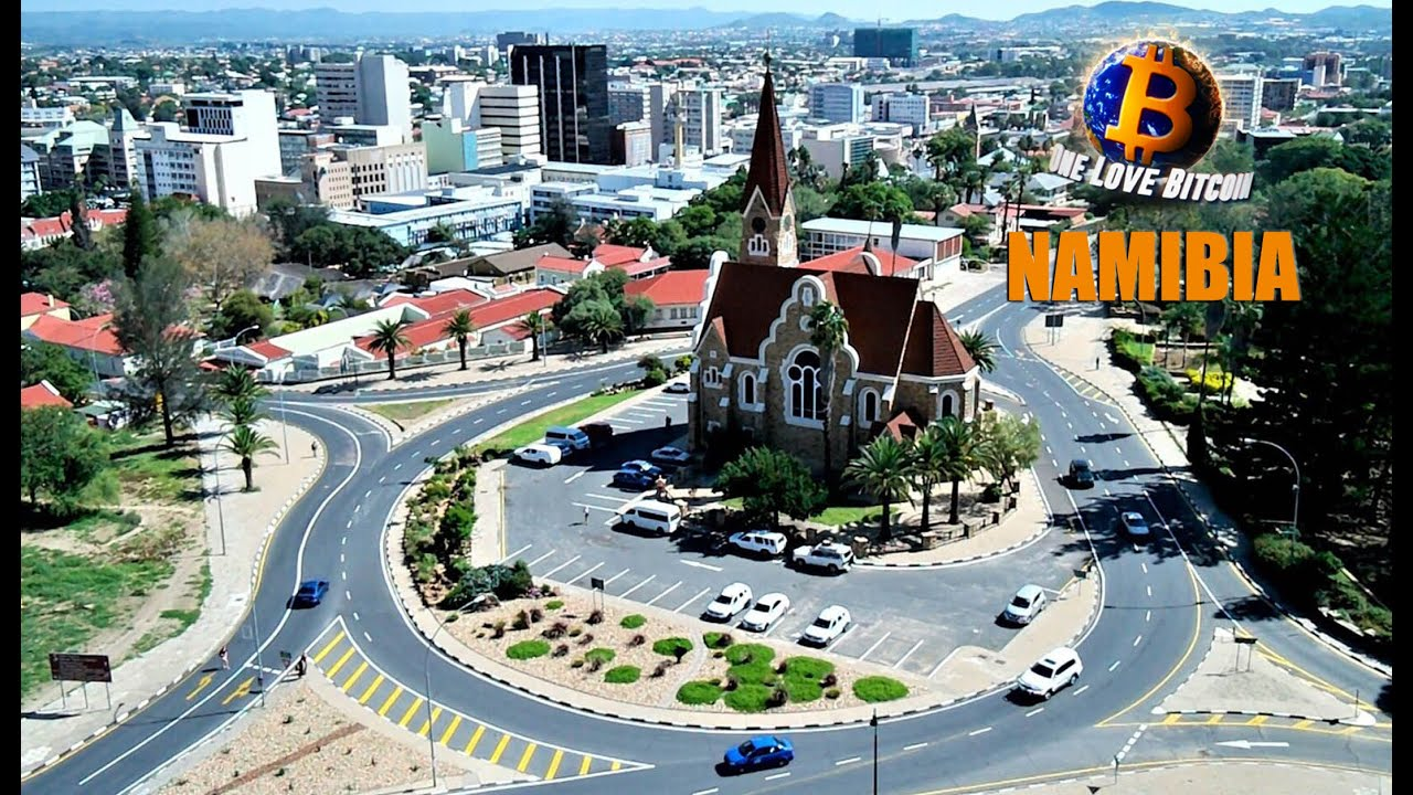 Bitcoin in Namibia with OKIN